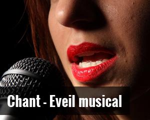 Chant - Eveil musical