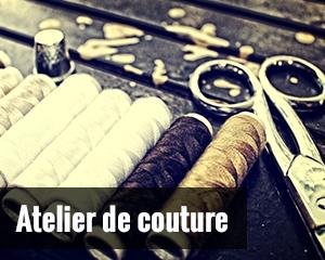 Atelier couture - Foyer Django Reinhardt