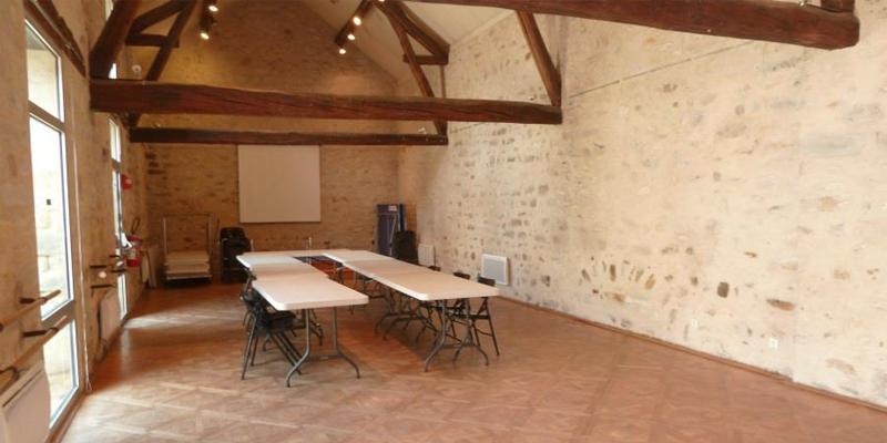 Location salle rez-de-chaussée Samois-sur-Seine