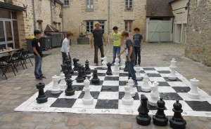 Echecs Samois-sur-Seine
