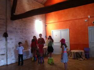 Théâtre enfants - Samois-sur-Seine