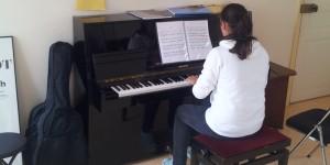 Piano Samois-sur-Seine