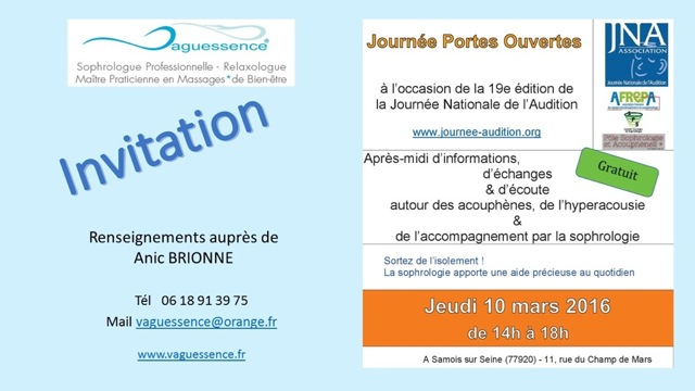 Invitation Sophrologie 10 03 2016