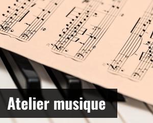 Atelier musique - Pratique collective
